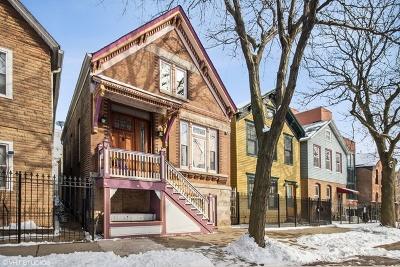 Single Family Home For Sale: 1854 West Iowa Street