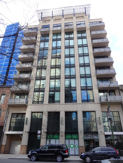 Condo/Townhouse For Sale: 744 North Clark Street #1001