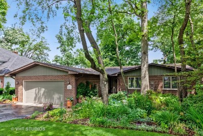 Lisle Single Family Home Price Change: 5221 Cypress Court