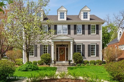Wheaton Single Family Home Price Change: 337 West Oak Avenue
