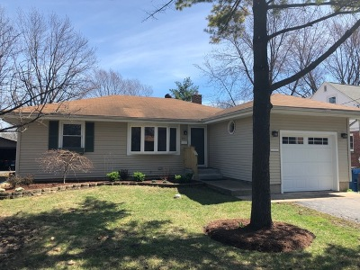 Downers Grove Single Family Home For Sale: 4411 Florence Avenue