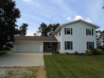 Ogle County Single Family Home For Sale: 5614 South Beck Road