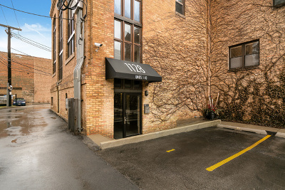 Condo/Townhouse For Sale: 1128 West Ardmore Avenue #4