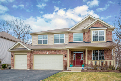 Hoffman Estates Single Family Home For Sale: 5680 Brentwood Drive