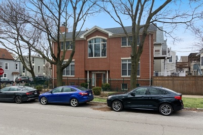 Single Family Home For Sale: 1800 West Melrose Street