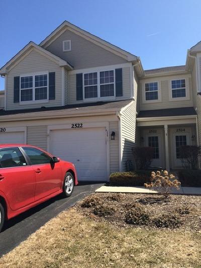 Naperville Rental For Rent: 2522 West Golf Ridge Circle