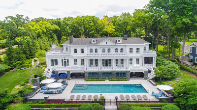 Single Family Home For Sale: 590 South Lake Shore Drive