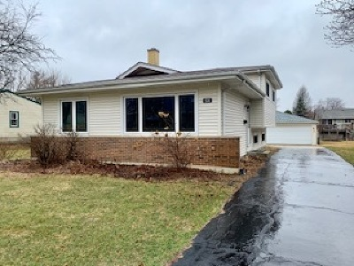 Lombard Single Family Home Contingent: 534 North Craig Place