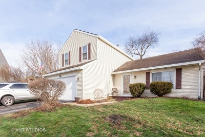 Warrenville Single Family Home For Sale: 30w250 Huntington Drive