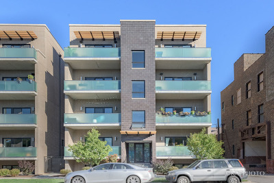 Condo/Townhouse For Sale: 1146 West Hubbard Street #4W
