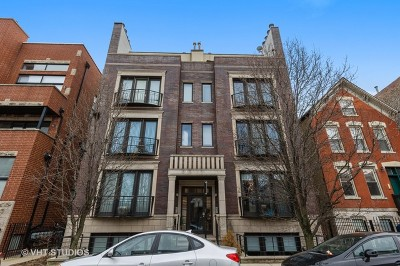 Condo/Townhouse Re-Activated: 2011 West Superior Street #1W