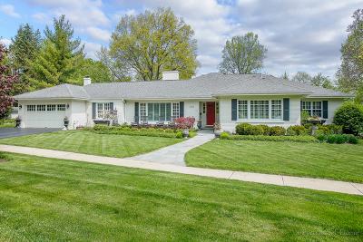Glen Ellyn Single Family Home For Sale: 754 Revere Road