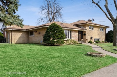 Skokie Single Family Home For Sale: 5451 Mulford Street