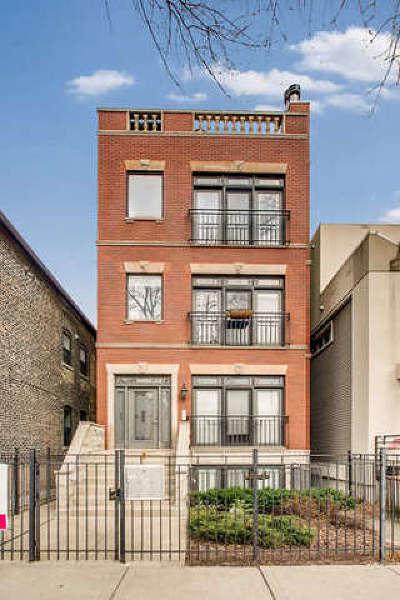 Condo/Townhouse For Sale: 1051 North Winchester Avenue #3