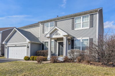 Montgomery Single Family Home For Sale: 2982 Fairfield Way