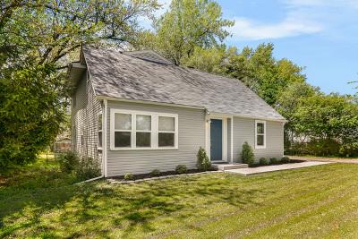 Carol Stream Single Family Home For Sale: 1n114 Franklin Street