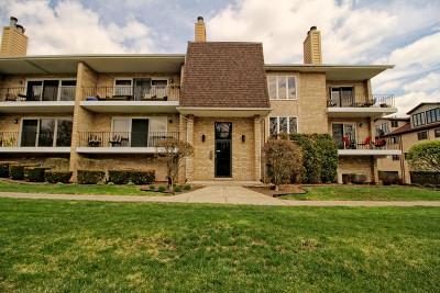 Palos Hills Condo/Townhouse For Sale: 9191 Del Prado Drive #2S