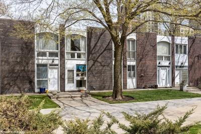 Condo/Townhouse For Sale: 1319 North Sandburg Terrace