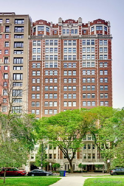 Condo/Townhouse Contingent: 2440 North Lakeview Avenue #8B