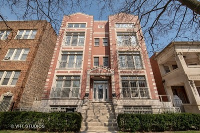 Condo/Townhouse For Sale: 1224 West Winona Street #1W