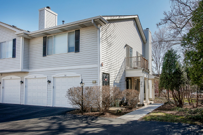 Clarendon Hills Condo/Townhouse For Sale: 363 Coventry Court #363