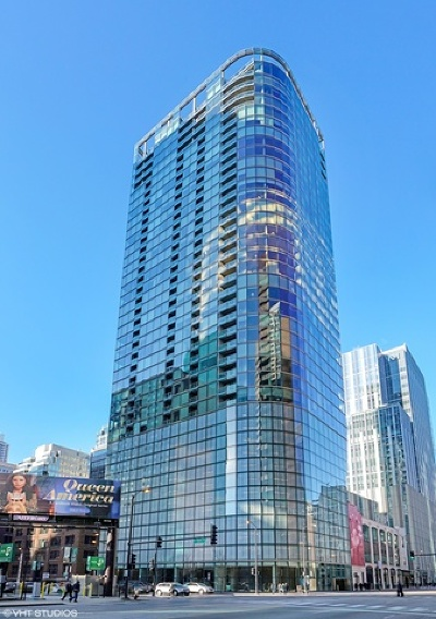 Streeterville, Gold Coast Galleria Condo/Townhouse For Sale: 600 North Fairbanks Court #3102