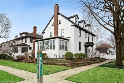 La Grange Single Family Home For Sale: 96 Dover Avenue