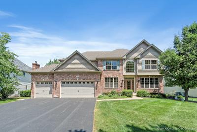 Sugar Grove Single Family Home For Sale: 824 Edgewood Court