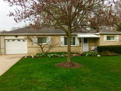 Hoffman Estates Single Family Home New: 625 Arlington Street