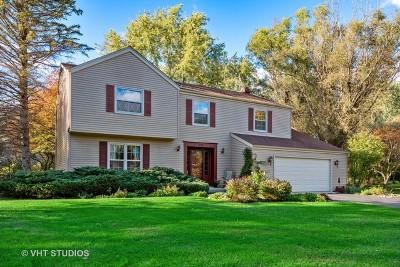 Sleepy Hollow Single Family Home For Sale: 1758 Hillcrest Park