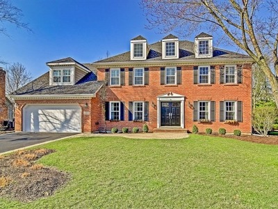 St. Charles Single Family Home For Sale: 1309 Winners Cup Circle