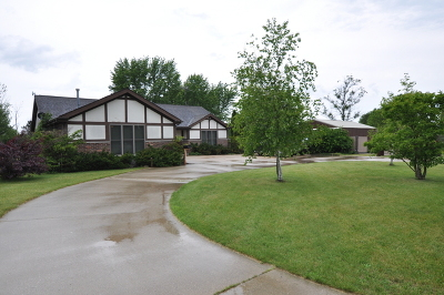 Marengo Single Family Home For Sale: 411 North Rt 23