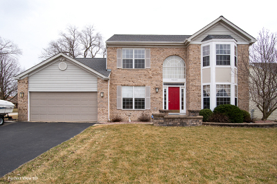 Lisle Single Family Home For Sale: 4309 Hatch Lane