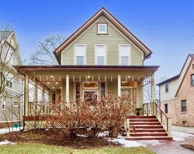 La Grange Park Single Family Home For Sale: 330 North Ashland Avenue