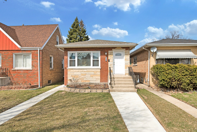 Single Family Home For Sale: 7126 West Armitage Avenue