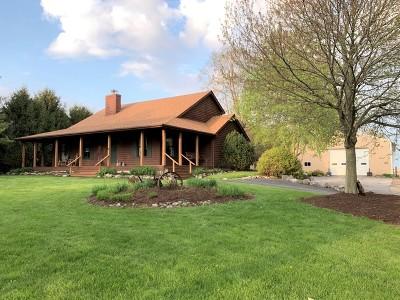 Maple Park Single Family Home For Sale: 2n837 Howard Road