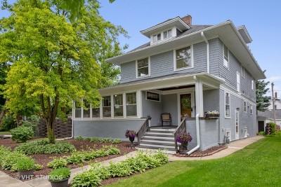 La Grange Single Family Home For Sale: 129 North Catherine Avenue