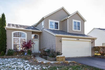 Plainfield Single Family Home Re-Activated: 5302 Foxwood Court