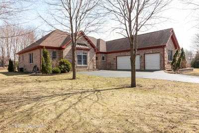 Woodstock Single Family Home For Sale: 10609 Maple Tree Drive