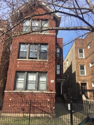 Multi Family Home For Sale: 7732 North Marshfield Avenue