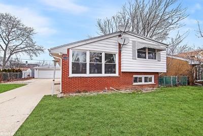 Morton Grove Single Family Home For Sale: 7440 Emerson Street