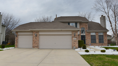 Naperville Single Family Home For Sale: 4851 Clearwater Lane