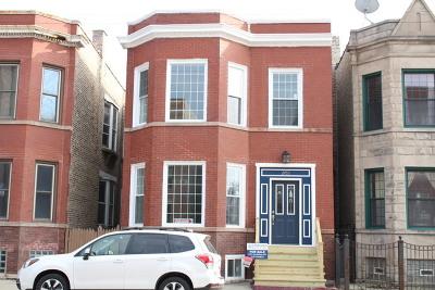 Multi Family Home Contingent: 2453 West Diversey Avenue West