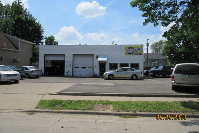 Joliet Commercial For Sale: 1213 North Broadway Street