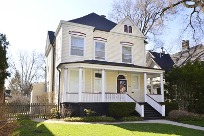 Evanston Single Family Home For Sale: 1006 Forest Avenue
