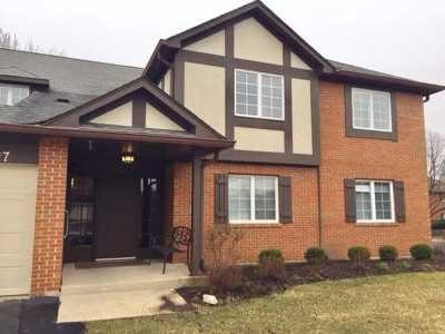 Willowbrook Condo/Townhouse Contingent: 6217 Canterbury Lane #D