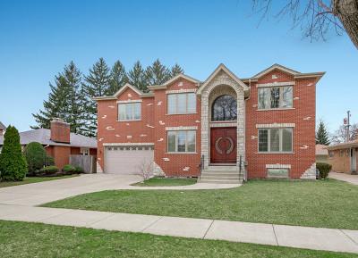 Morton Grove Single Family Home For Sale: 8932 Major Avenue