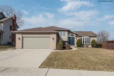 New Lenox Single Family Home Contingent: 537 Kingston Drive