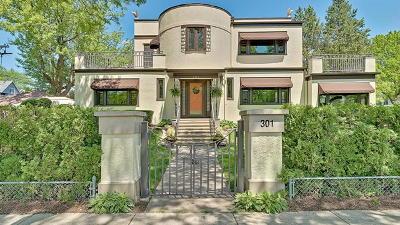 La Grange Single Family Home For Sale: 301 West Cossitt Avenue