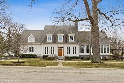 Winnetka Single Family Home For Sale: 992 Elm Street